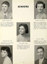 1956 Greenwood High School Yearbook Page 14 & 15