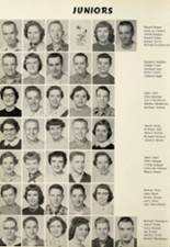1956 Greenwood High School Yearbook Page 20 & 21