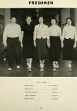 1956 Greenwood High School Yearbook Page 22 & 23