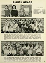 1956 Greenwood High School Yearbook Page 24 & 25