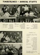 1956 Greenwood High School Yearbook Page 26 & 27