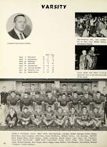 1956 Greenwood High School Yearbook Page 30 & 31