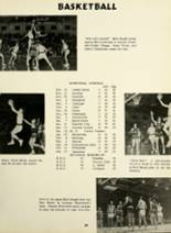 1956 Greenwood High School Yearbook Page 32 & 33