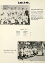 1956 Greenwood High School Yearbook Page 36 & 37
