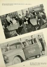 1956 Greenwood High School Yearbook Page 42 & 43