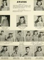 1956 Greenwood High School Yearbook Page 44 & 45