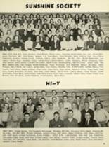 1956 Greenwood High School Yearbook Page 48 & 49