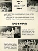 1956 Greenwood High School Yearbook Page 54 & 55