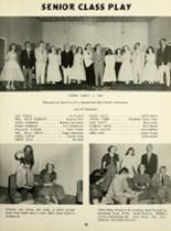 1956 Greenwood High School Yearbook Page 56 & 57