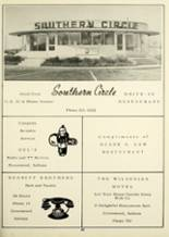 1956 Greenwood High School Yearbook Page 68 & 69