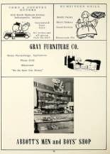 1956 Greenwood High School Yearbook Page 76 & 77