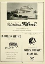 1956 Greenwood High School Yearbook Page 82 & 83