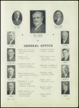1933 Crane Technical High School Yearbook Page 18 & 19