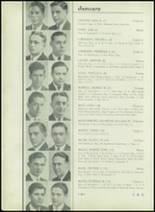 1933 Crane Technical High School Yearbook Page 34 & 35