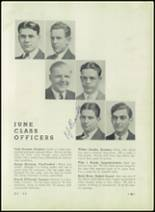 1933 Crane Technical High School Yearbook Page 44 & 45