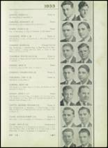1933 Crane Technical High School Yearbook Page 48 & 49