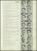 1933 Crane Technical High School Yearbook Page 50 & 51