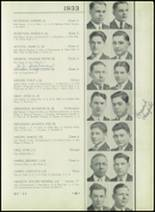 1933 Crane Technical High School Yearbook Page 54 & 55
