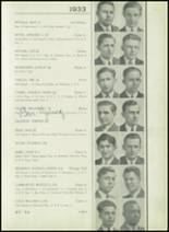 1933 Crane Technical High School Yearbook Page 70 & 71