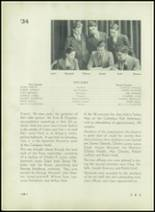 1933 Crane Technical High School Yearbook Page 84 & 85