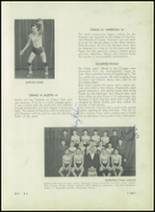 1933 Crane Technical High School Yearbook Page 102 & 103