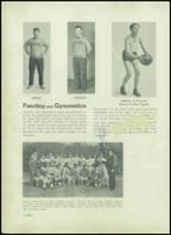 1933 Crane Technical High School Yearbook Page 110 & 111