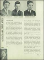 1933 Crane Technical High School Yearbook Page 128 & 129
