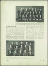 1933 Crane Technical High School Yearbook Page 164 & 165