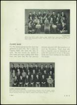 1933 Crane Technical High School Yearbook Page 166 & 167