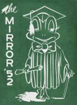 1952 Yearbook Pratt High School