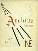 1959 Yearbook Northeast High School