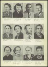 1956 Springtown High School Yearbook Page 10 & 11