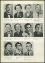 1956 Springtown High School Yearbook Page 12 & 13
