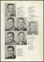 1956 Springtown High School Yearbook Page 14 & 15