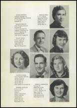 1956 Springtown High School Yearbook Page 16 & 17