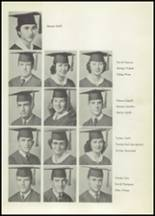 1956 Springtown High School Yearbook Page 18 & 19