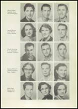 1956 Springtown High School Yearbook Page 20 & 21