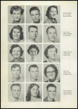 1956 Springtown High School Yearbook Page 22 & 23