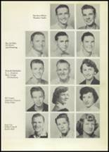 1956 Springtown High School Yearbook Page 24 & 25