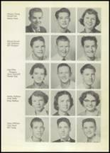 1956 Springtown High School Yearbook Page 26 & 27