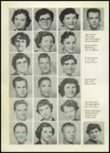 1956 Springtown High School Yearbook Page 30 & 31