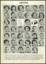 1956 Springtown High School Yearbook Page 32 & 33