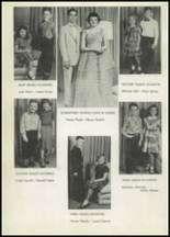 1956 Springtown High School Yearbook Page 50 & 51