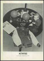 1956 Springtown High School Yearbook Page 52 & 53