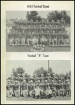 1956 Springtown High School Yearbook Page 54 & 55