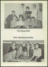 1956 Springtown High School Yearbook Page 58 & 59
