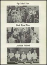 1956 Springtown High School Yearbook Page 62 & 63