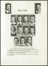 1945 Hazel Green High School Yearbook Page 10 & 11