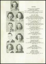 1945 Hazel Green High School Yearbook Page 18 & 19
