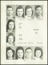 1945 Hazel Green High School Yearbook Page 22 & 23